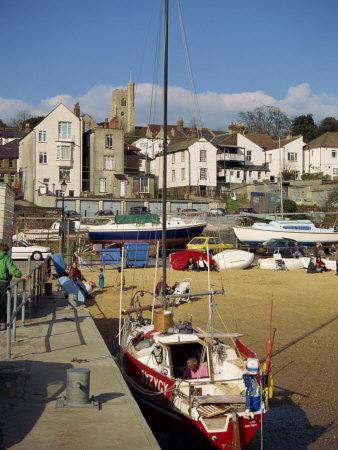Leigh on Sea, Essex, England, United Kingdom, Europe