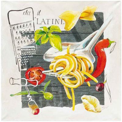 Pate Latini-Lizie-Art Print
