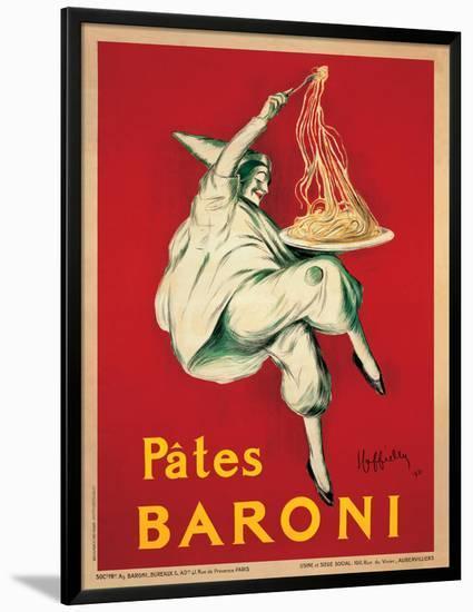 Pates Baroni, c.1921-Leonetto Cappiello-Framed Giclee Print