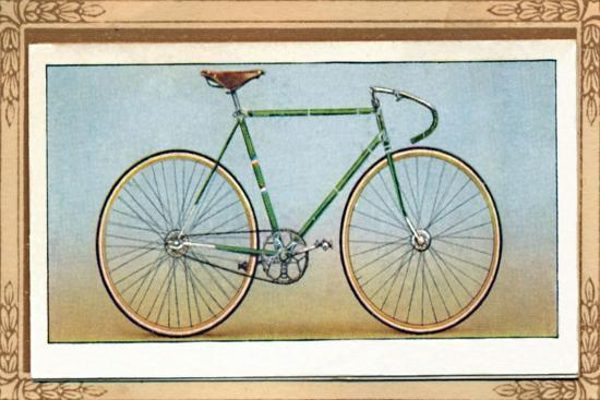 'Path Racing Bicycle', 1939-Unknown-Giclee Print