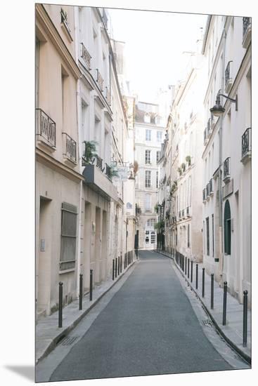 Path Through Paris-Carina Okula-Mounted Giclee Print