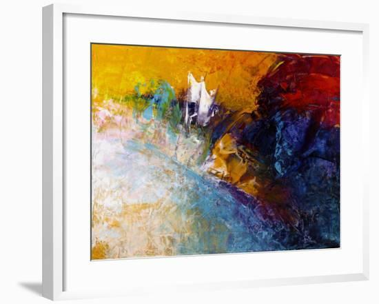 Path to Freedom-Aleta Pippin-Framed Giclee Print