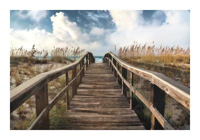 Path To Paradise-Michael Cahill-Giclee Print