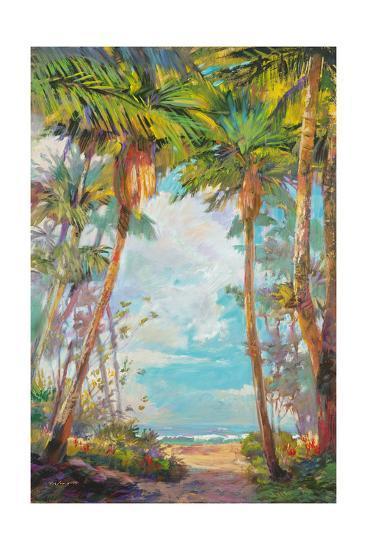 Path to Paridise I-Rick Delanty-Premium Giclee Print