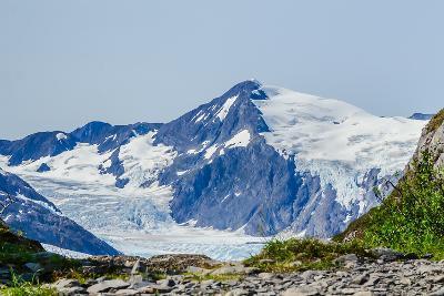 Path to Portage Glacier-Latitude 59 LLP-Photographic Print
