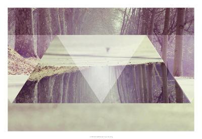 Path-Melissa Wang-Art Print