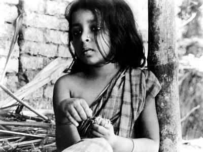 Pather Panchali, Runki Banerjee As Young Durga, 1955--Photo