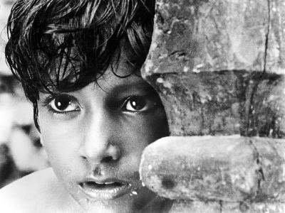 Pather Panchali, Subir Bannerjee, 1955--Photo