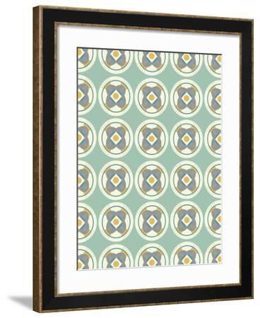 Paths 2-Rachel Gresham-Framed Giclee Print