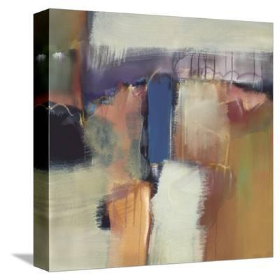 Pathway to Poetry-Nancy Ortenstone-Stretched Canvas Print