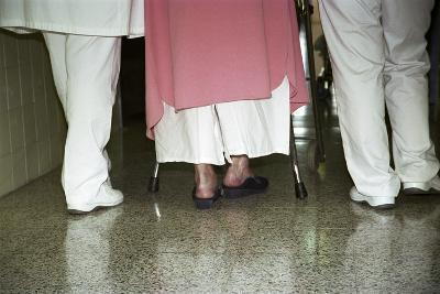 Patient Assistance-Cristina-Photographic Print