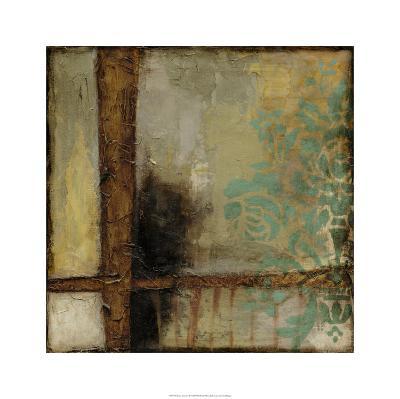 Patina Abstract II-Jennifer Goldberger-Limited Edition