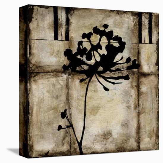 Patina Elegance I-Jennifer Goldberger-Stretched Canvas Print