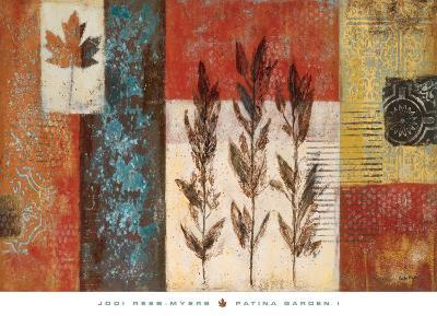 Patina Garden I-Jodi Reeb-myers-Art Print