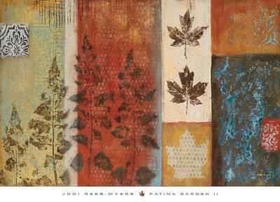 Patina Garden II-Jodi Reeb-myers-Art Print