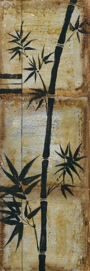Patinaed Bamboo II-Jennifer Goldberger-Art Print