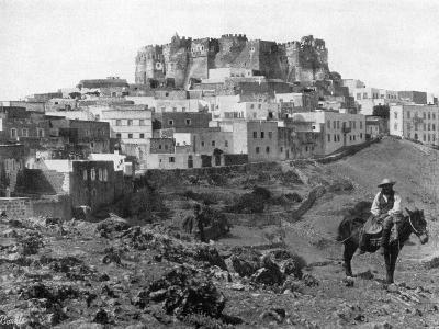 Patmos, Greece, 1926--Giclee Print