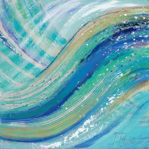 Mar Azul II by Patrcia Pinto