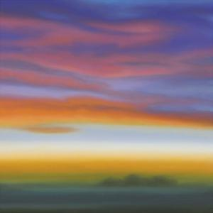 Evening Ablaze by Patrice Erickson
