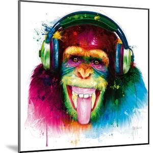 DJ Monkey by Patrice Murciano