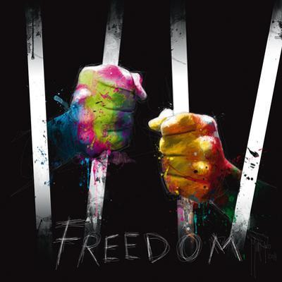 Freedom by Patrice Murciano