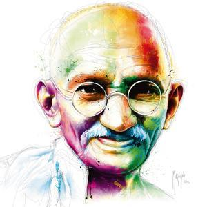 Gandhi - I am Love by Patrice Murciano