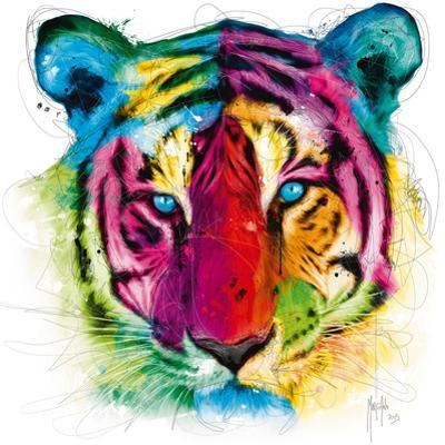Tiger Pop by Patrice Murciano