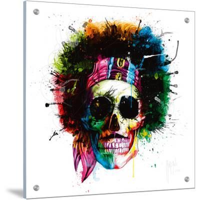 Woodstock Skull by Patrice Murciano