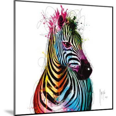 Zebra Pop by Patrice Murciano