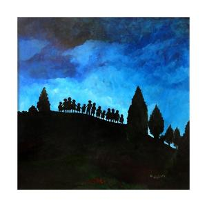 A New Dawn Rising, 2008, by Patricia Brintle