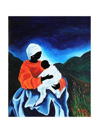 Madonna and child - Lullaby, 2008