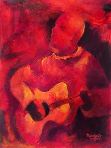 Musical Ambiance, 2009 by Patricia Brintle