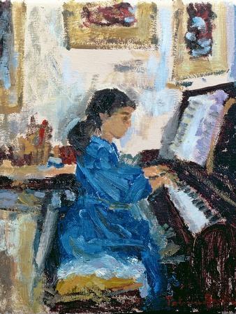 Practising, 1994