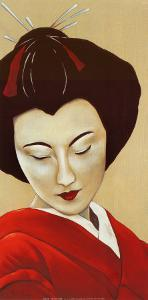 Geisha I by Patricia Perrocheau