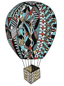 Air Balloon by Patricia Pino