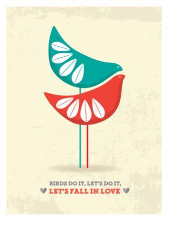 Birds by Patricia Pino