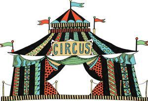 Circus Tent by Patricia Pino