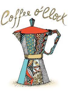 Coffee Oclock by Patricia Pino