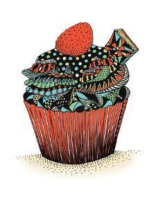 Cupcake by Patricia Pino