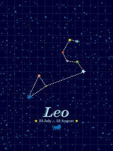 Leo by Patricia Pino