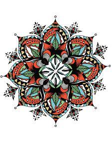 Mandala by Patricia Pino