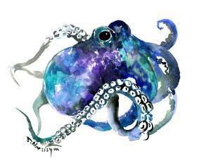 Octopus by Patricia Pino