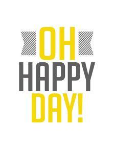 Oh Happy by Patricia Pino