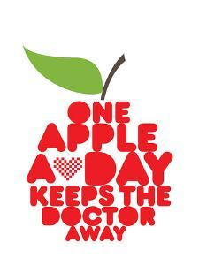 One Apple a Day by Patricia Pino