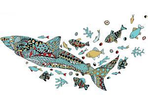 Shark by Patricia Pino