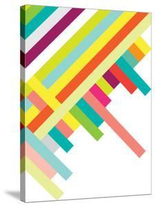 Spring Geometry Poster by Patricia Pino