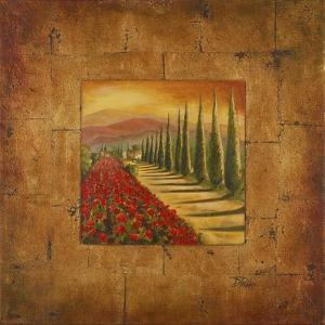 Bella Toscana I by Patricia Pinto