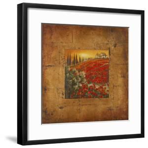 Bella Toscana II by Patricia Pinto