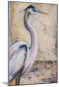 Blue Heron I by Patricia Pinto