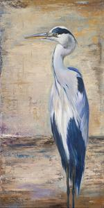 Blue Heron II by Patricia Pinto